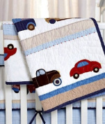 Whistle and Wink Cars and Trucks Nursery 615 Quilt