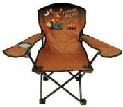 Kids Folding Camp Chair, Ages 2-6, Rockin Moose