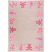 Joy Carpets Baby Animals© Rectangular
