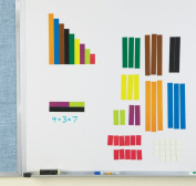 Learning Resources LER7708 Magetic Cuisenaire Rods