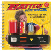 Klutz - Battery Science Book Kit
