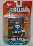 Tech Deck Dude Steet Crew #121 Theodore