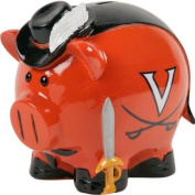 Virginia Cavaliers Thematic Piggy Bank