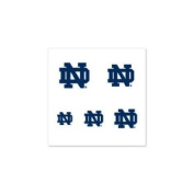 Notre Dame Fighting Irish Official NCAA 2.5cm x 2.5cm Fingernail Tattoo Set by Wincraft