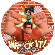 Disney's Wreck It Ralph 46cm Foil Balloon with Vanellope