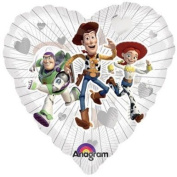 Amscan International Toy Story Clearly Love