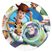 Amscan Toy Story 3 23 cm Plate