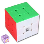 Dayan V 5 Zhanchi 5th Generation 3x3x3 Speed puzzle magic Cube 6-Colour Rubik's Cube