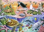 Jigsaw - Underwater Adventures Puzzle (XXL, 100 Pieces) - Ravensburger