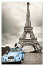Eiffel Tower, Paris - 1000pc Miniature Jigsaw Puzzle By Educa