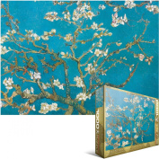 Eurographics EUROPZ-0153 Jigsaw Puzzle 1000 Pieces 49cm . X70cm . -Van Gogh - Almond Branches In Bloom