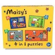 Paul Lamond Maisy 10cm 1 Puzzle