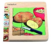 Beleduc Potato 5 Layer Puzzle