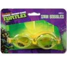 Teenage Mutant Ninja Turtles 1pk Splash Swimming Goggles