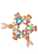 Kaloo rabbit or Bear Bracelet Rattle.