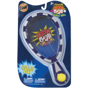 POOF-Slinky 0C8421BL POOF Original Boom Ball Paddle Ball