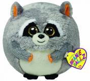 Ty Beanie Ballz - Mischief the Raccoon