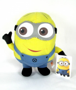 Despicable Me 2 the Movie Minions 25cm Plush Doll Toy Dave