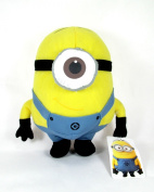 Despicable Me 2 the Movie Minions 25cm Plush Doll Toy Stuart