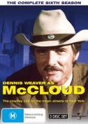 Mccloud - The Complete Sixth Season  [3 Discs] [Region 4]