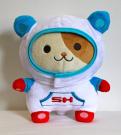 Sinjin - Official San-X Space Hamster 20cm Plush Doll