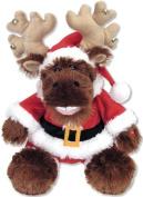 "Chantilly Lane 25cm Jethro Moose Sings ""Jingle Bell Rock"""