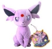 Takara Tomy Pokemon Plush Toy - 18cm Eifie / Espeon (N-46)