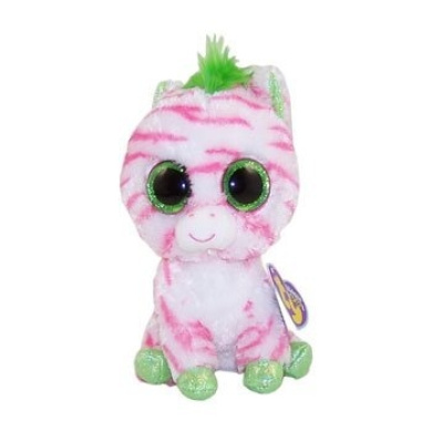 Ty Beanie Boos Sapphire Zebra Justice Stores By Ty