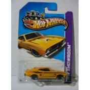 Hot Wheels HW Showroom (198/250) '73 Ford Falcon XB - Yellow