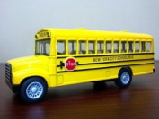School Bus (New York City Model) - Great for Todlers and Kids