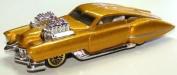 "Hot Wheels - Evil Twin (Gold ""Race & Win"" Collection) - 2002 Mattel Wheels - 123 [Scale 1:64]"