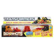 Transformers Bot Shots Battle Game Decepticon Fire Assault Team Pack