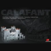 CALAFANT D2508X Decorate and Build Your Own Cardboard Pirate Fortress