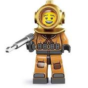 LEGO Minifigures Series 8 - DIVER