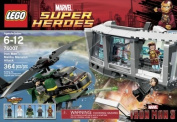 LEGO Super Heroes Iron Man Malibu Mansion Attack
