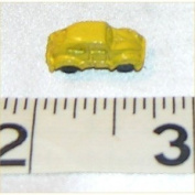 Dollhouse TOY, VOLKSWAGON BEATLE, YELLOW