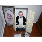 THE DOLL MAKER ~ MOO MOO MIKEY A PINT FULL OF MOO 50cm Silicone Vinyl Doll Limited Edition of 150