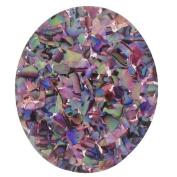 Eligo Jewellery Artificial Pearl Violet Coin for Eligo Coin Pendants