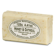 Apothecary Honey & Oatmeal Soap 125g by Arran Aromatics