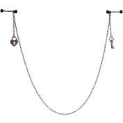 Love Barbell Nipple Chain