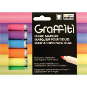Fluorescent Graffiti Fabric Marker