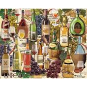 Jigsaw Puzzle 1000 Pieces 60cm x 80cm -Wine Country