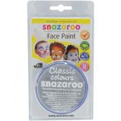 Snazaroo Face Paint 18ml-Light Grey