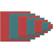 Spellbinders Nestabilities Dies-Classic Square Lar