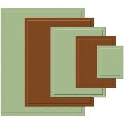 Spellbinders Nestabilities Dies-Classic Rectangle, Large - 5