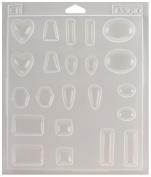 Castin' Craft Jewellery Plastic Mould 18cm X21cm X1