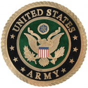 U.S. Army Die-Cut-Emblem