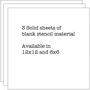 Crafter's Workshop Templates 30cm x 30cm Stencil Sheets