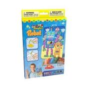 Sticky Mosaics Singles Kit-Robot