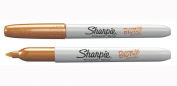Sharpie Metallic Fine Point Permanent Marker Open Stock-Bronze